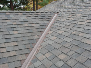 Roof and Valley Flashing