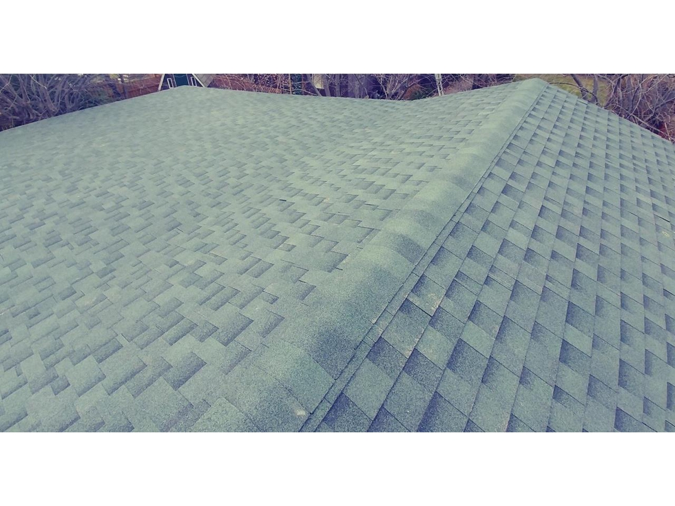 Crowsnest Pass Roof Shingles